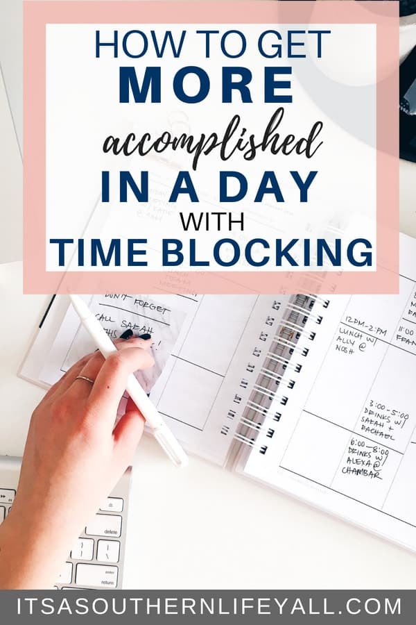 Time blocking is the greatest time management tip I have received. Time block scheduling has increased my productivity daily by helping me to work less. Time blocking makes me insanely productive daily using simple and easily applied scheduling concepts.
