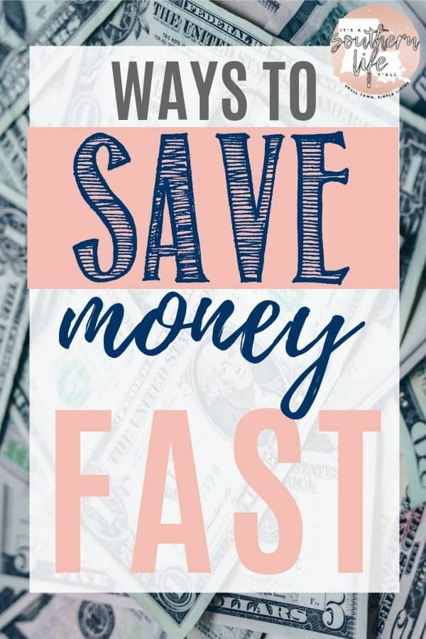 You need to save money and save it fast. Here are some surefire money saving tips to help you find hidden cash in your budget.