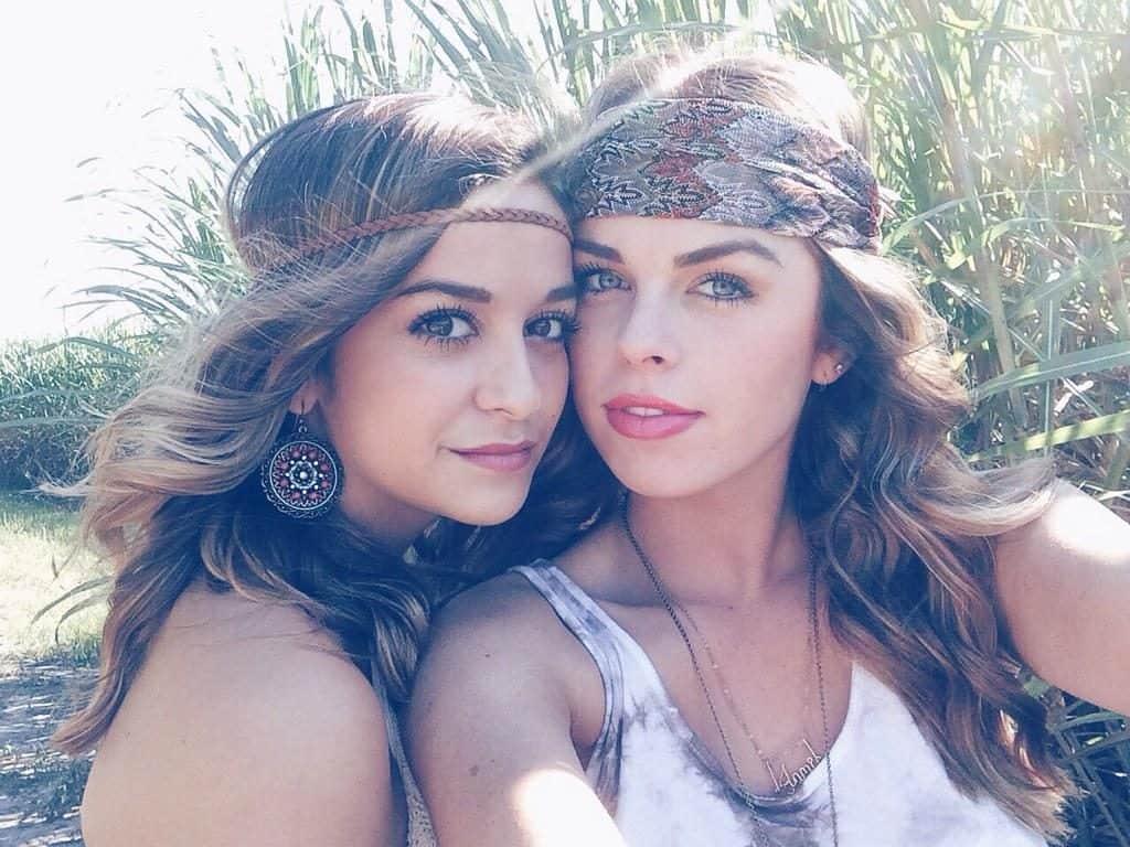 Jami and McKenna BFFs