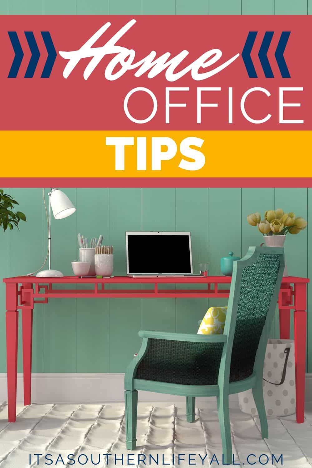 Home Office Tips You Need to Create a Productive Workspace