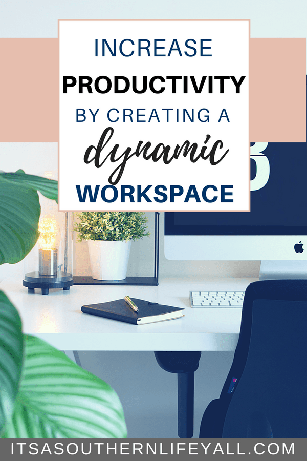Create a productive workspace and increase productivity. Tips, tools, tricks, and hacks to help make your workspace a perfect place for productivity and time management.
