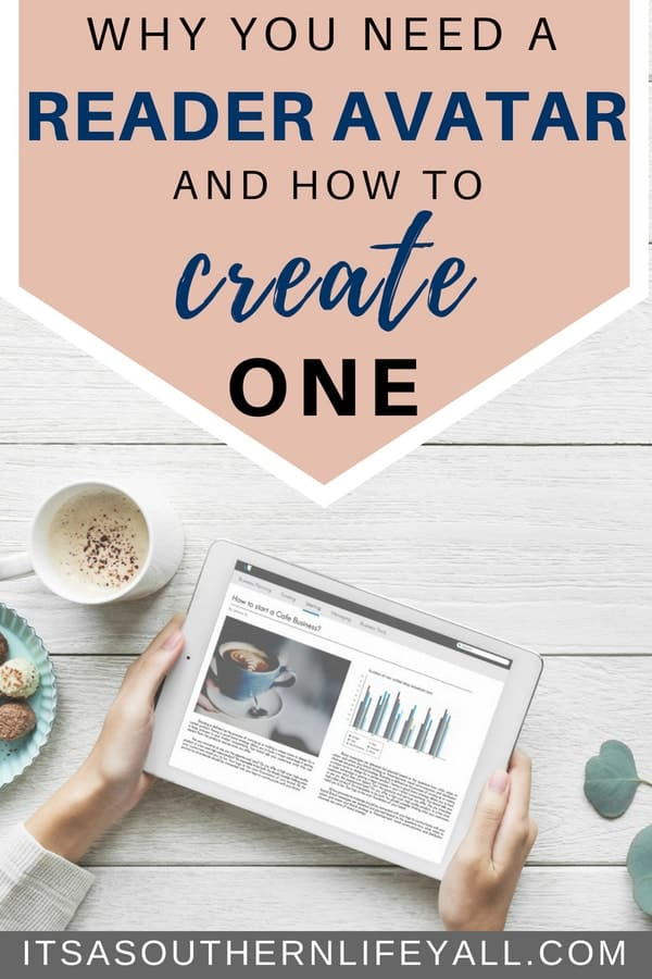 Why do you need a reader avatar for your blog? Knowing who you are writing content for will help you connect with your audience and increase your focus and ease of writing.