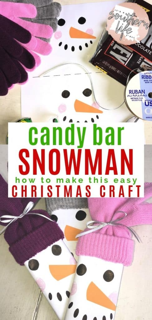 graphic about Snowman Candy Bar Wrapper Free Printable titled Snowman Sweet Bar - Its a Southern Daily life Yall with cost-free