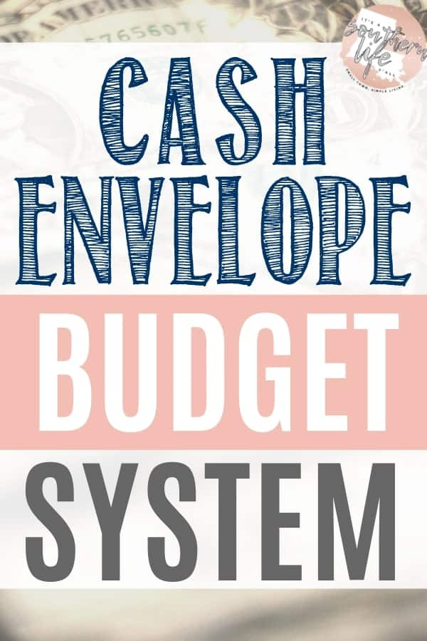 Learn to stop overspending by using cash! The cash envelope budget system is a great way to limit your spending and budget your money. Take control of your finances by learning this easy way to budget.