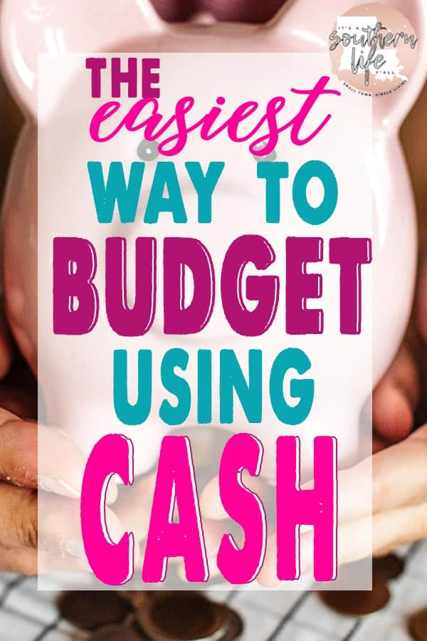 Using the cash envelope system to budget your money is an easy way to control your finances. The cash envelope method helps you learn that when your money is gone it's gone which stops overspending.