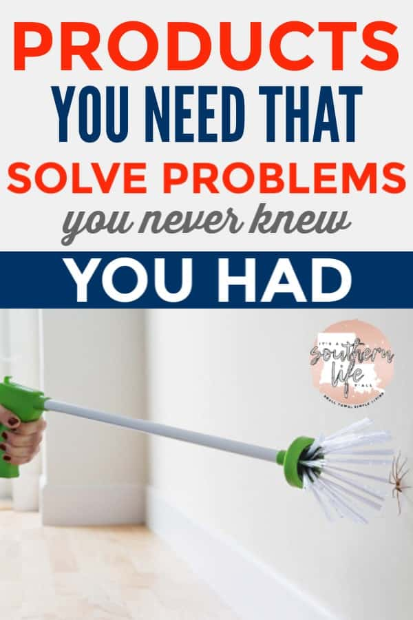 Useful Products that Solve Problems You Never Knew You Had