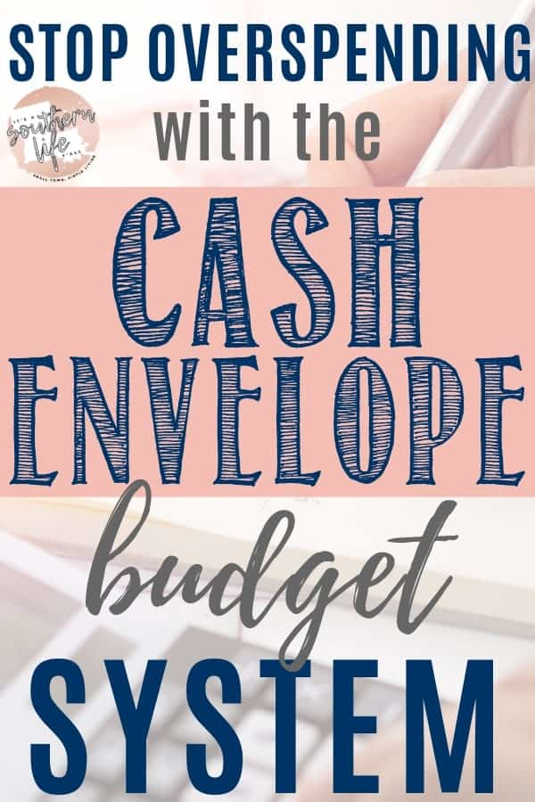 One of the easiest ways to manage money is using the cash envelope budget system. Using a cash only system stops you from overspending and incurring overdraft fees. Track your spending by using this cash envelope method.