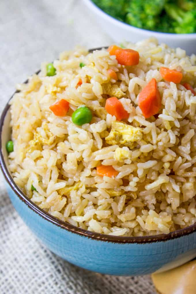 Classic Fried Rice from Dinner Then Dessert