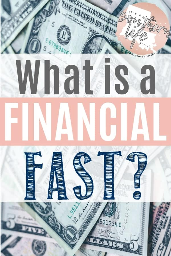 Financial Fast