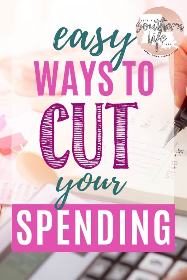 Cut your spending by starting a financial fast or no spend challenge. Find out how to jump start your savings with these simple tips.