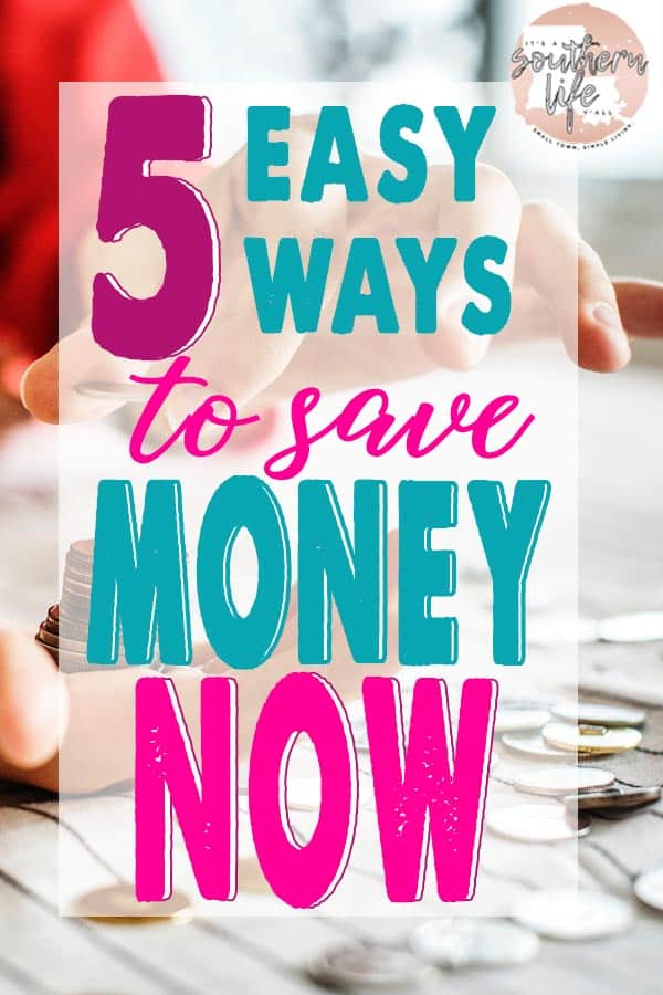 Saving money is easy when you know where to look in your budget. These simple money saving tips will help you reach your financial goals in a jiffy.