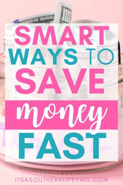 Smart Ways to Save Money Fast