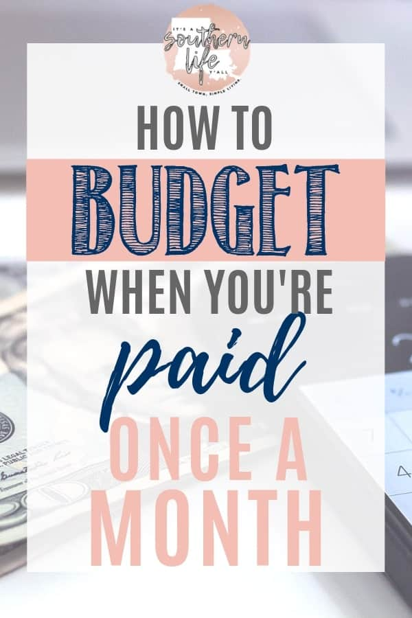 How to Properly Budget Your Monthly Salary