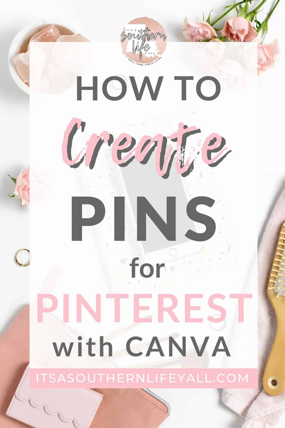 Create Pins for Pinterest