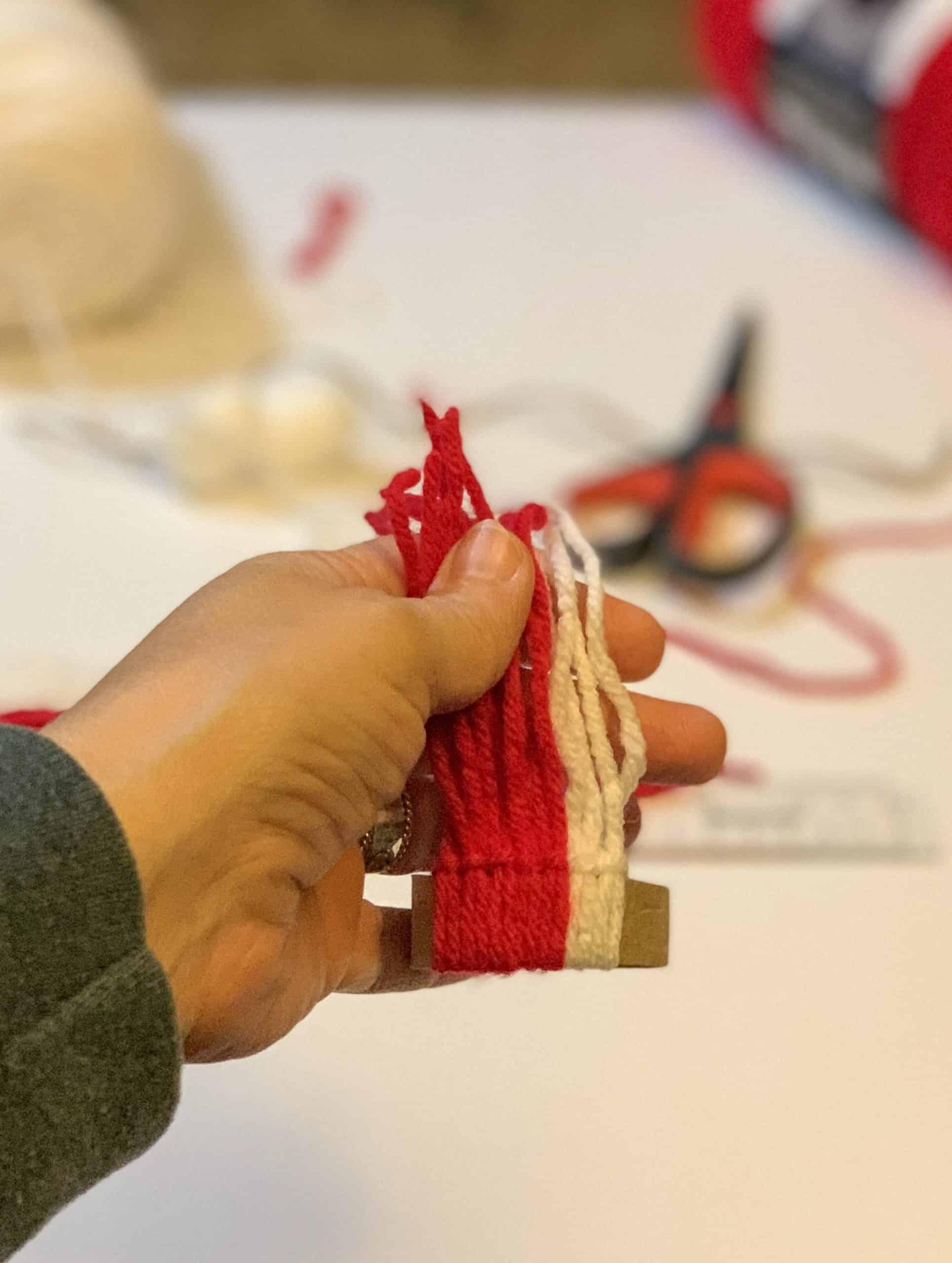 yarn pattern