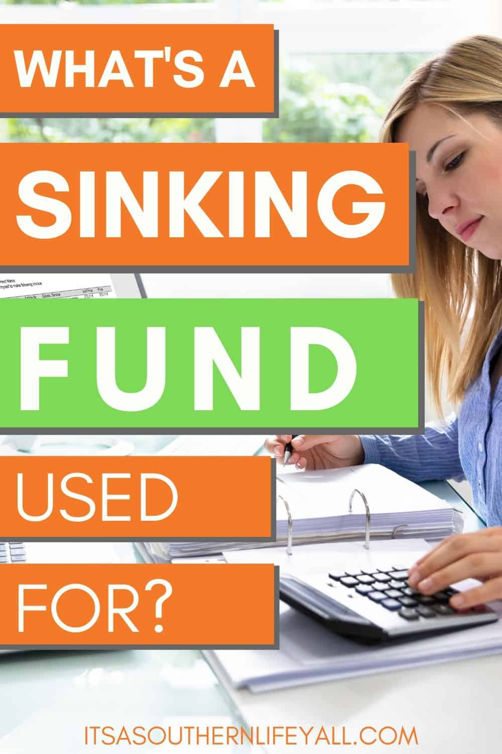 Sinking Funds – Your Budget Game Changer